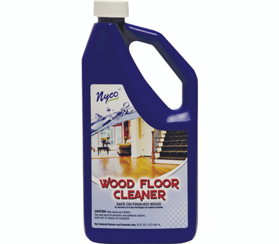 Nyco Products NL90472-903206 Cleaner Floor Wood 32 Ounce