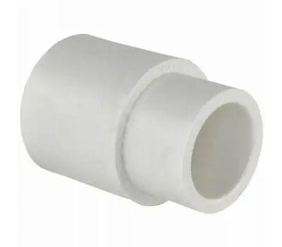 X 3//4 In Charlotte Pipe 1 In 40 Slip X Slip Reducing PVC Coupling PVC Sch