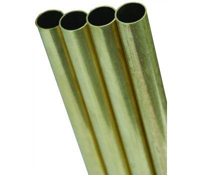 K&S Engineering 1152 11/32 Od Round Brass Tube