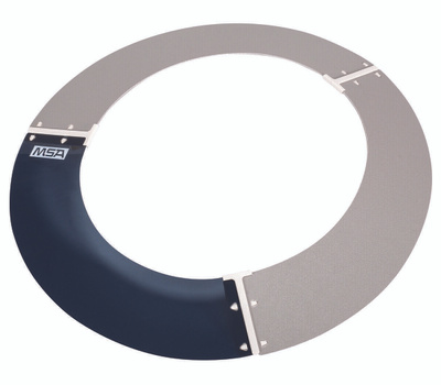 Safety Works 281-SSE-FB V Gard Sun Visor Full Brim