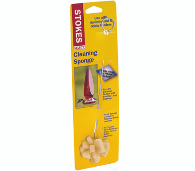 Classic Brands 38127 Stokes Stokes Select Cleaning Sponge, Metal/Nylon, for Hummingbird and Oriole Feeder