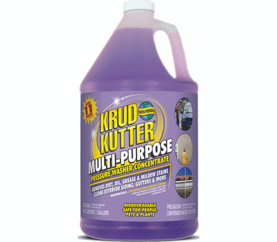 Krud Kutter PWC014 Multi-Purpose Pressure Washer Concentrate Gallon