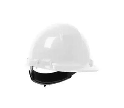 Safety Works 280-HP241RV-01 V-Gard Hat Hard White Vented V-Gard