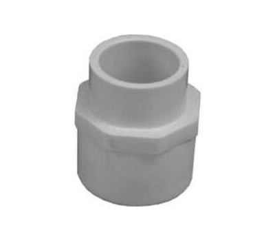 Lasco Fittings 30376 3/4 By 1 Inch Reducing Female Adapter Slip X FIP