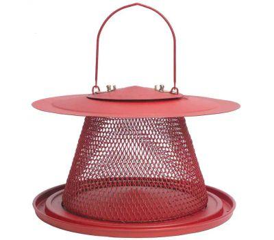 Perky Pet C00322 Perky-Pet No/No Red Cardinal Bird Feeder 2-1/2 Pounds
