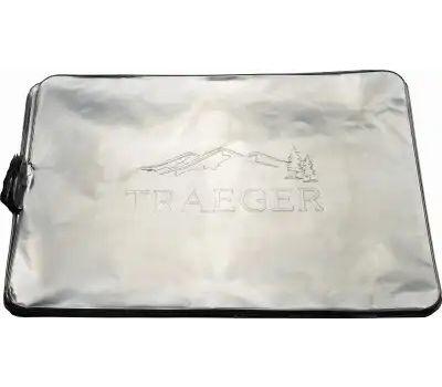 Traeger BAC410 Drip Tray Liner, Aluminum