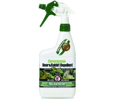 Spectrum HG-71126 Liquid Fence Repellent Deer/Rabbit Rtu 32 Ounce