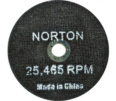 Norton 66252835553 Gemini Wheel Cut-Off Al Ox 3in