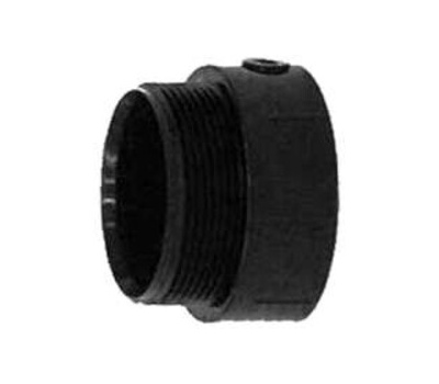Ipex Canplas 102874BC 4 Inch Abs Male Adapter