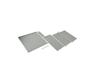 Rheem/Richmond RTG20227 Pipe Cover Kit, Gray, for: Rtgh-95dv, Rtgh-95x, Rtgh-84dv and Rtgh-84x Condensing Tankless Water Heater