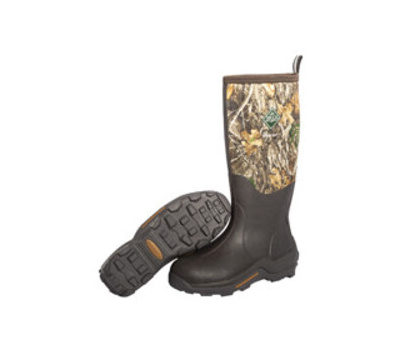Muck Boot WDM-RTE-RTR-100 Woody Max Hunting Boots, 10, Brown/Realtree Edge Camo, Neoprene Upper