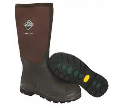 Muck Boot Company CHCT900-9 Sz9/10 Brn Chore Boots
