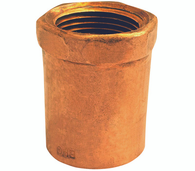 Elkhart 30156 3/4 By 1/2 Inch Copper Female Adapter