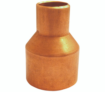Elkhart 30716 3/4 By 1/2 Copper Coupling
