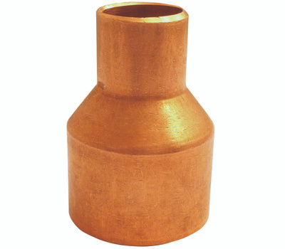 Elkhart 30768 1-1/2 By 1 Wrought Copper Coupling