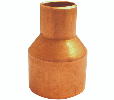 Elkhart 30772 1-1/2 By 3/4 Wrought Copper Coupling