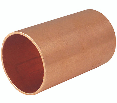 Elkhart 30898 3/8 By 3/8 Copper Coupling