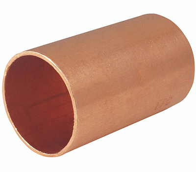 Elkhart 30910 1-1/4 Copper Coupling With Stop
