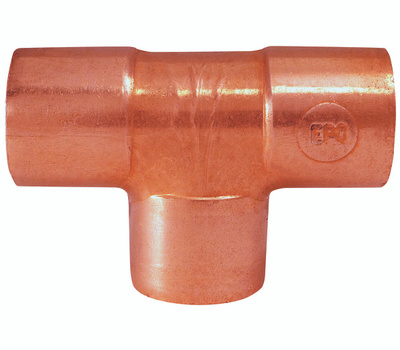 Elkhart 32668 3/8 By 3/8 By 3/8 Copper Tee