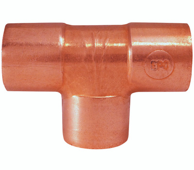 Elkhart 32768 3/4 By 3/4 By 3/4 Copper Tee