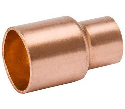 Nibco W00710T 3/8 By 1/4 Copper Reducer
