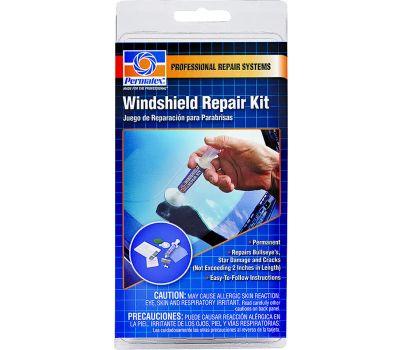Permatex 09103 Windshield Repair Kit Clear, 0.025 Fl-Oz