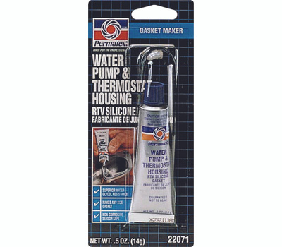 Permatex 22071 Water Pump&Thermostat Housing