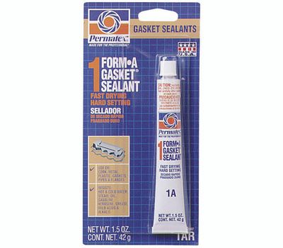 Permatex 80007 Form A Gasket #1 Sealant 1.5 Ounce