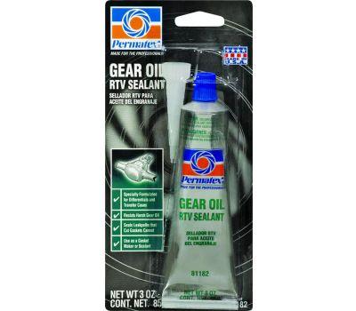 Permatex 81182 Sealant Gear Oil Rtv 3 Ounce