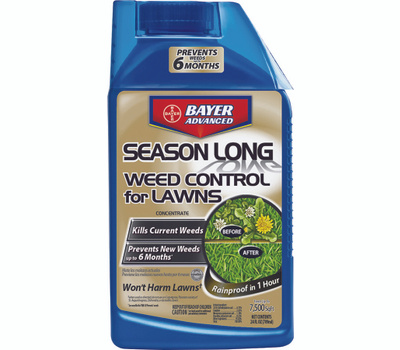 SBM Life Science 704050B Weed Control L-Season Conc 24 Ounce