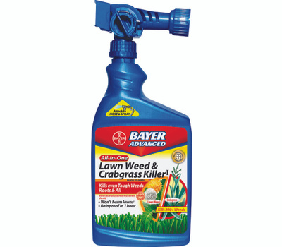 SBM Life Science 704080A 32 Ounce Weed And Crab Killer