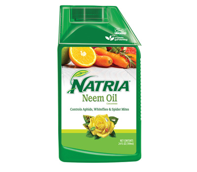 SBM Life Science 706240A Neem Oil, Liquid, Spray Application, 24 Ounce Bottle