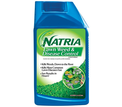 SBM Life Science 706410A Natria 706400d/ Concentrated Weed Killer, Liquid, Spray Application, 24 Ounce Bottle
