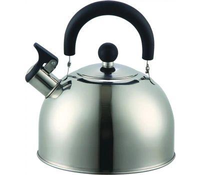 Dura Kleen 309-SS Euro-Home Kettle Tea Whistling Ss 2.5qt