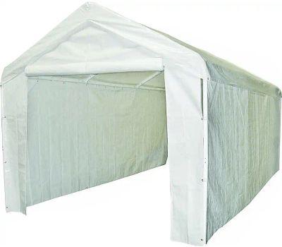 Caravan Canopy 12000211010 Sidewall/Enclosure Kit, 10 Ft W Exterior, 20 Ft D Exterior, 6 Ft H Exterior, Rectangle