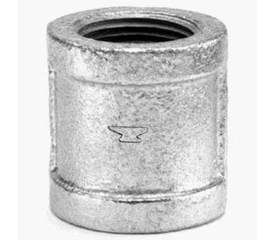 Anvil 8700133708 1-1/4 Right Hand Malleable Coupling