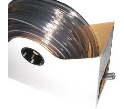 Abbott Rubber T10004004/7002P Pvc Tubing 5/16 Inch Od By 3/16 Inch Id 100 Foot Spool