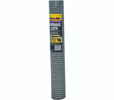 Jackson Wire 11031513 1/2 By 24 By 10 Redi Roll Hardware Cloth