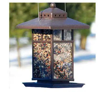 Woodlink 23835 Mtl Sq Lantern Feeder