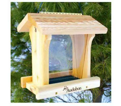 Woodlink 24007 8.75 Inch Cedar Bird Feeder