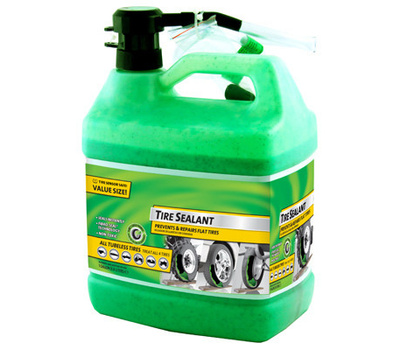 Slime 10163/1G/02 Super Duty Slime Tire Sealant With Pump