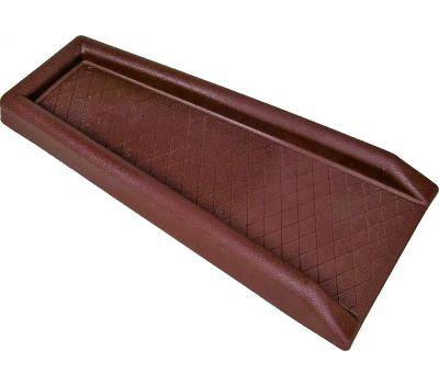 Amerimax 3001-12 Splash Block Brown 11-1/ 2 By 24 Inch