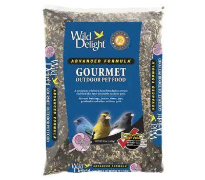 D&D 368080 8 Pound Gourmet Bird Food