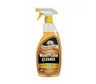 Parker & Bailey 100018 Cleaner Floor Wood Spray 22 Ounce
