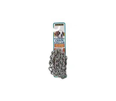 Petmate 82430 30 Inch Heavyweight Dog Choke Chain Collar