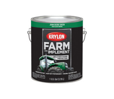 Krylon K01966000 Farm & Implement Paint John Deere Green Gallon