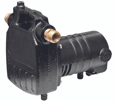 Superior Pump 90050 Transfer Pump, 8.4 a, 120 V, 0.5 Hp, 3/4 in Outlet, 1320 Gph, Iron