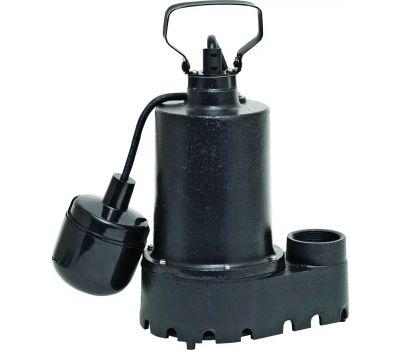 Superior Pump 92331 Sump Pump Vert Iron 1/3hp