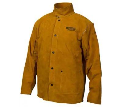 Lincoln Electric KH807L Lg Lthr Welding Jacket
