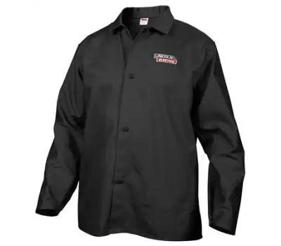 Lincoln Electric KH808XXL 2xl Blk Welding Jacket